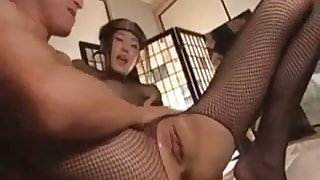 Uncensored Jaoanese Porn bodystockings cosplay sex